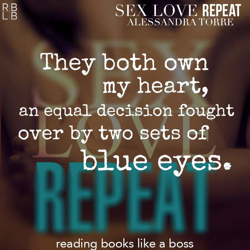 Review — Sex Love Repeat by Alessandra Torre