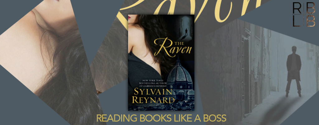 Cover Reveal — The Raven by Sylvain Reynard