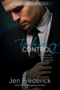 Taking Control by Jen Frederick