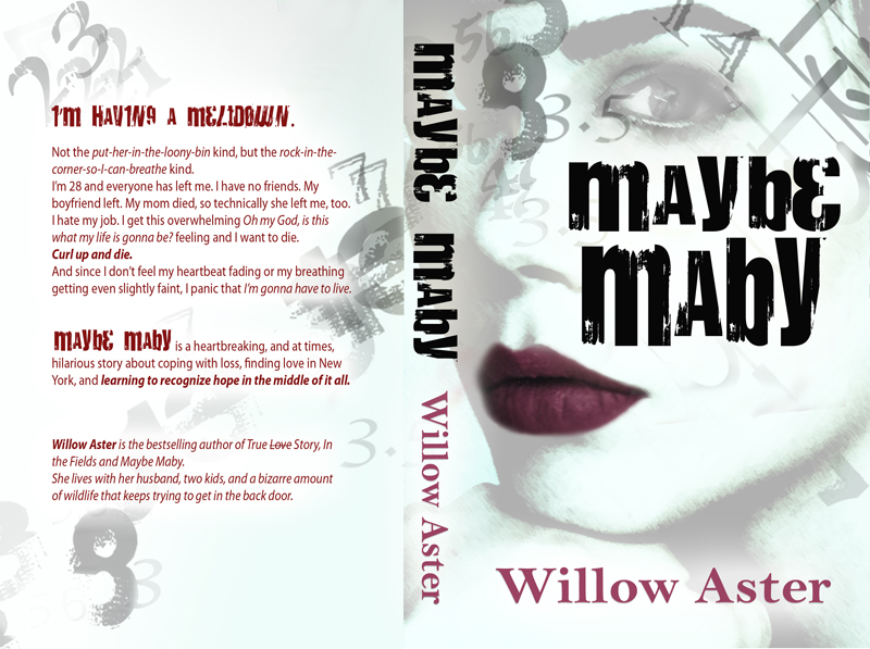Maybe Maby by Willow Aster