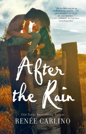 Book Review — After the Rain by Renée Carlino