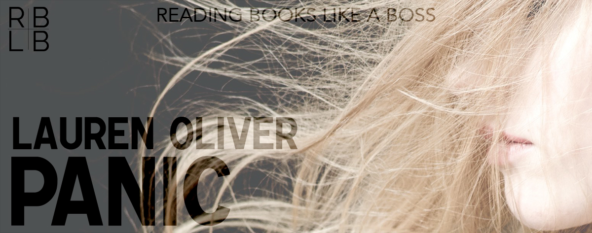 Audiobook Review — Panic by Lauren Oliver