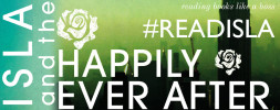 #ReadISLA — Isla and the Happily Ever After by Stephanie Perkins