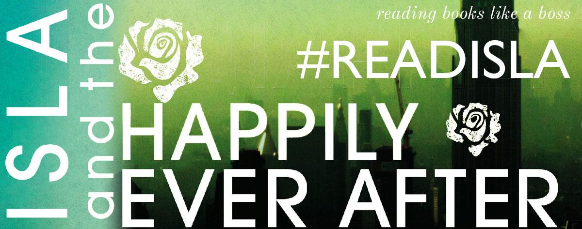 Announcement — #ReadISLA Campaign and Preorder Contest!!