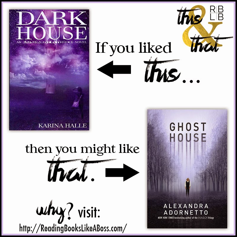 Darkhouse Ghost House