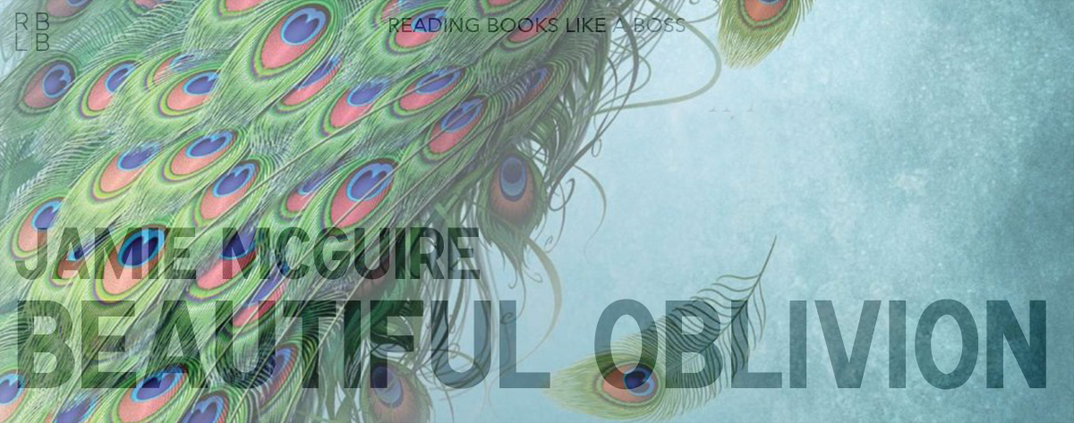 Audiobook Review — Beautiful Oblivion by Jamie McGuire