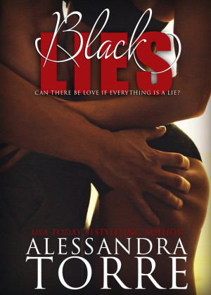 Book Review — Black Lies by Alessandra Torre