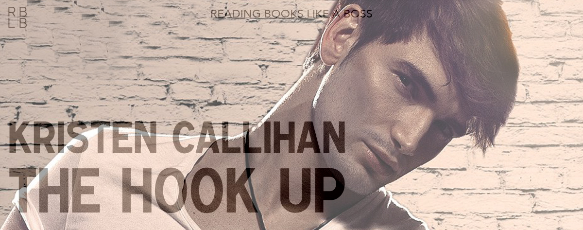 Author Interview & Book Review — The Hook Up by Kristen Callihan