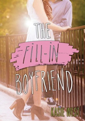 Waiting on Wednesday #27 — The Fill-In Boyfriend by Kasie West