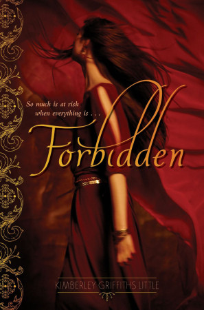 Book Review — Forbidden by Kimberley Griffiths Little