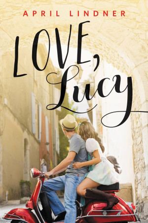 Waiting on Wednesday #28 — Love, Lucy by April Lindner