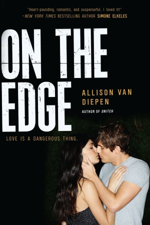 Waiting on Wednesday #25 — On the Edge by Allison van Diepen