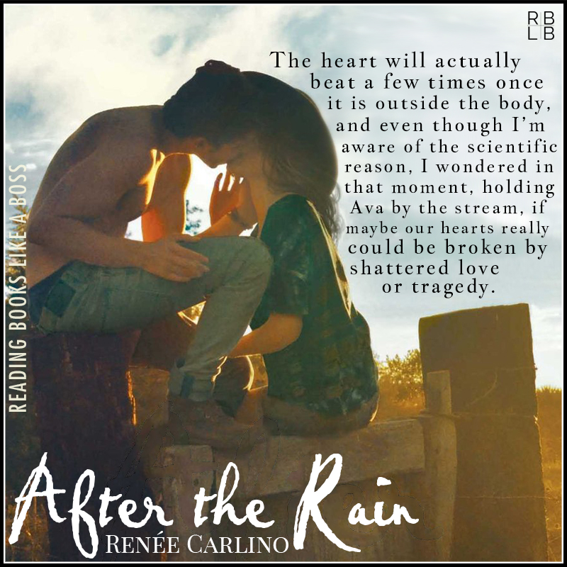 After the Rain by Renée Carlino