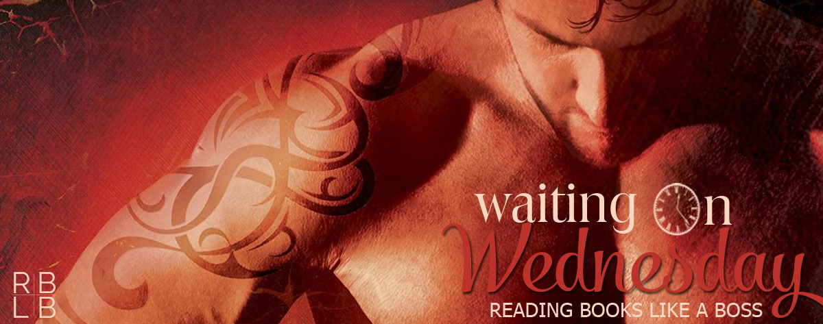 Waiting on Wednesday #29 — Burned by Karen Marie Moning
