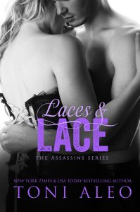 Laces and Lace by Toni Aleo