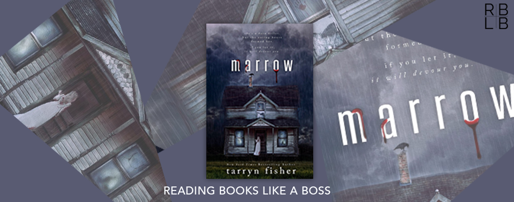 Cover Reveal — Marrow by Tarryn Fisher