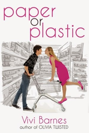 Book Review – Paper or Plastic by Vivi Barnes