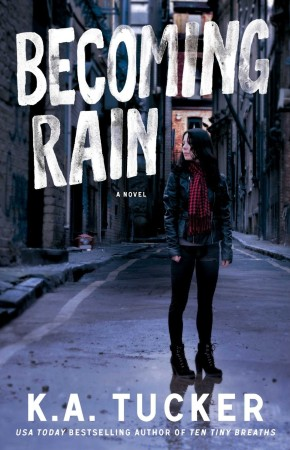 Book Review – Becoming Rain by K.A. Tucker