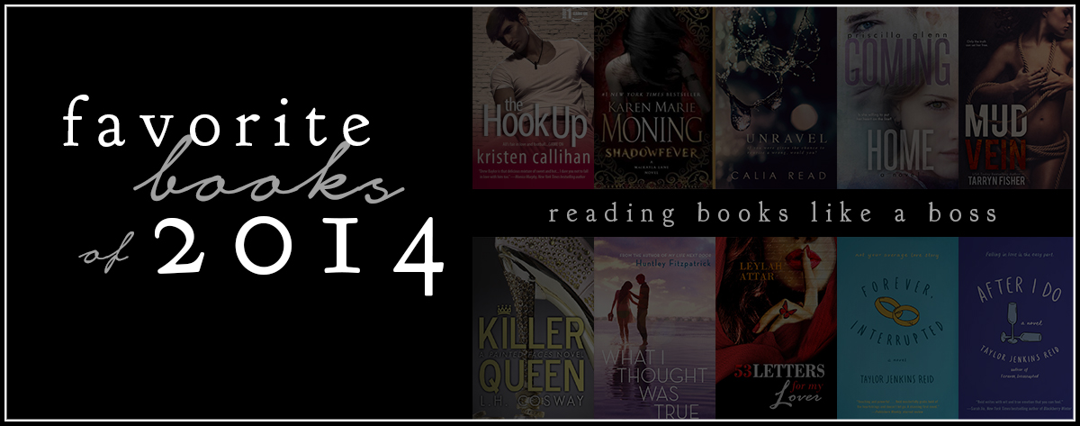 Sunday Morning Book Chat #11 — My Favorite Books of 2014