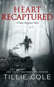 Heart Recaptured by Tllie Cole