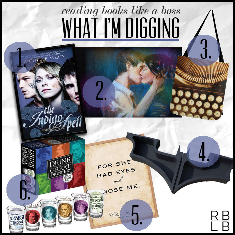 What I'm Digging #25 — The Indigo Spell by Richelle Mead