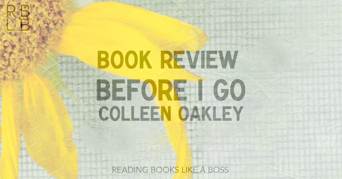 colleen oakley goodreads