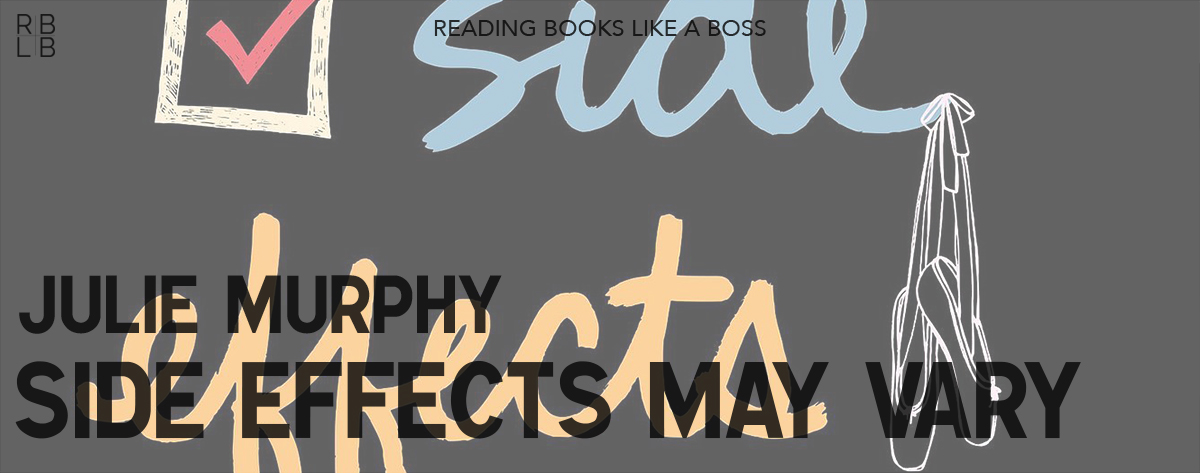 Audiobook Review – Side Effects May Vary by Julie Murphy