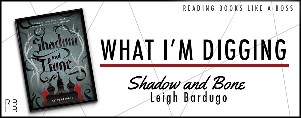 What I'm Digging #26 – Shadow and Bone by Leigh Bardugo