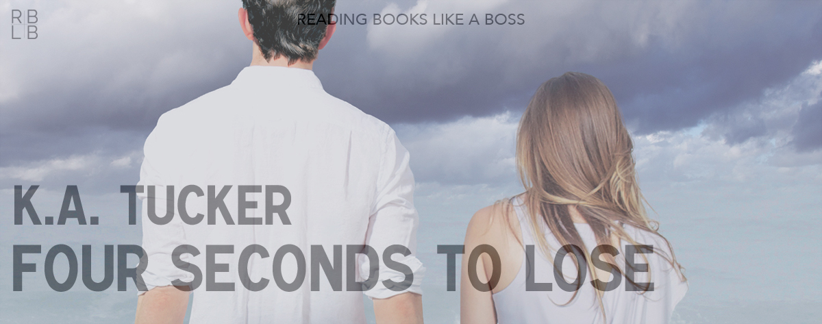 Audiobook Review – Four Seconds to Lose by K.A. Tucker