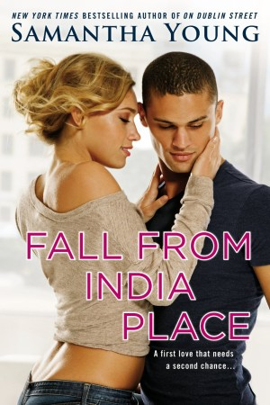 Book Review — Fall From India Place by Samantha Young