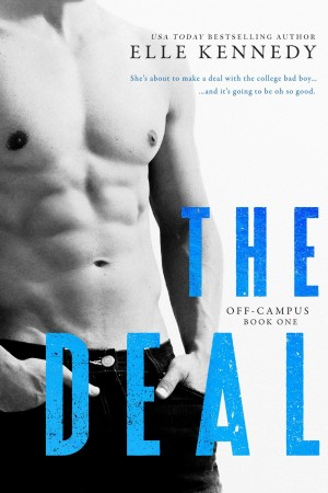 Book Review – The Deal by Elle Kennedy