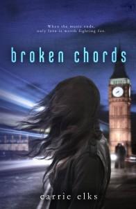 Broken Chords by Carrie Elks