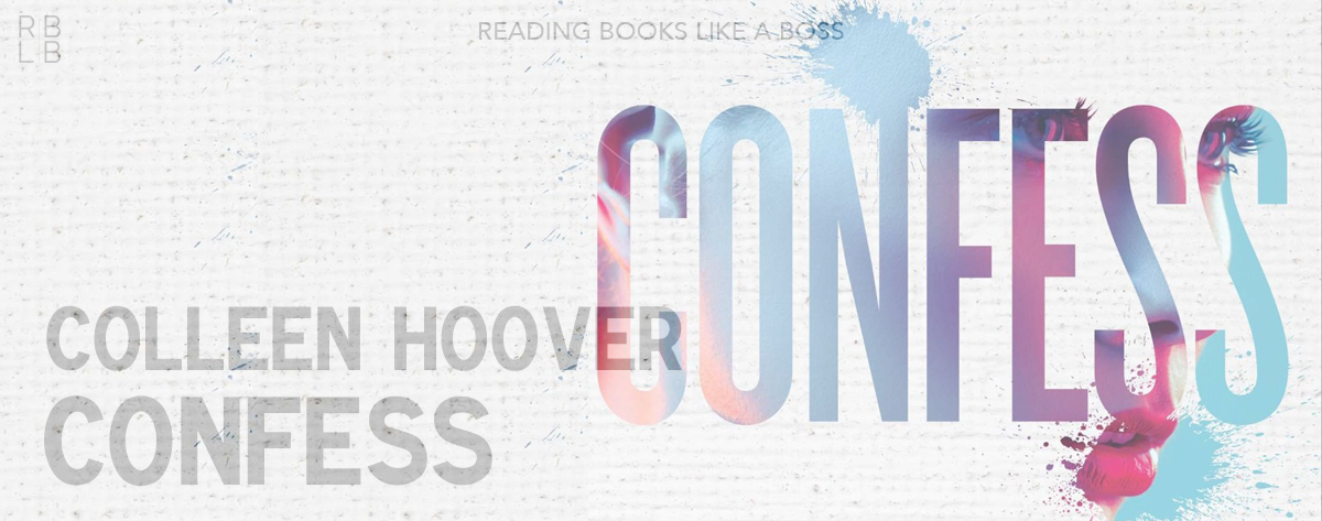 Book Review – Confess by Colleen Hoover