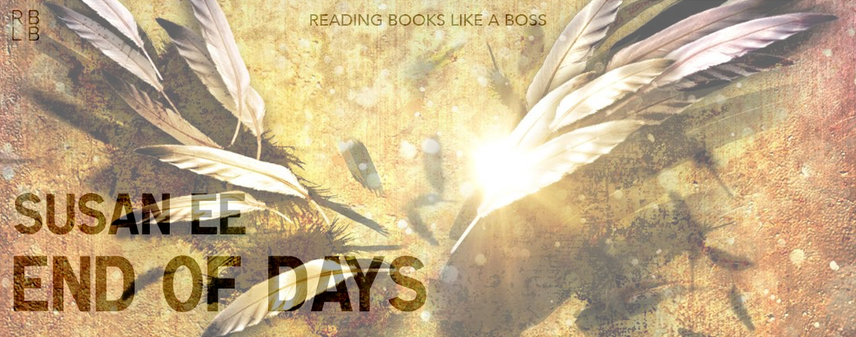 Book Review – End of Days by Susan Ee