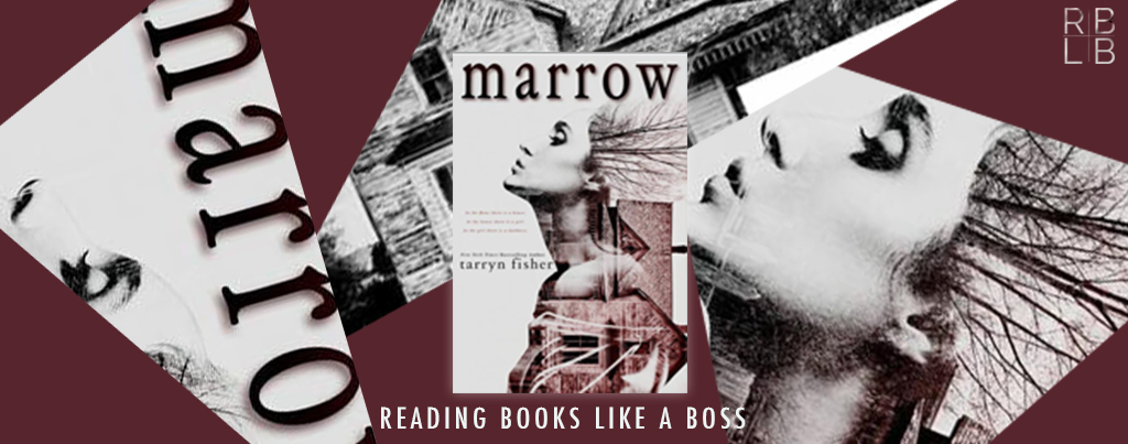 New Cover!! – Marrow by Tarryn Fisher
