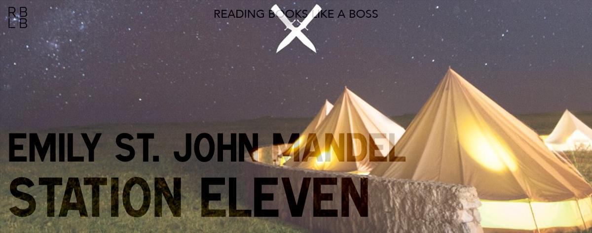 Audiobook Review – Station Eleven by Emily St. John Mandel