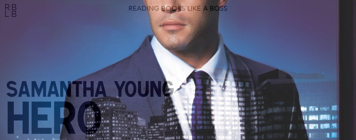Book Review — Hero by Samantha Young
