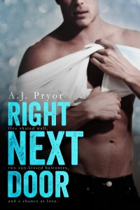 Right Next Door by A.J. Pryor