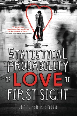 Book Review – The Statistical Probability of Love at First Sight by Jennifer E. Smith