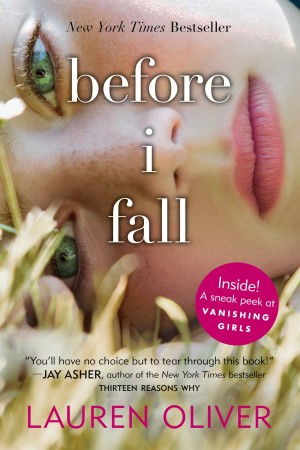 Book Review – Before I Fall by Lauren Oliver
