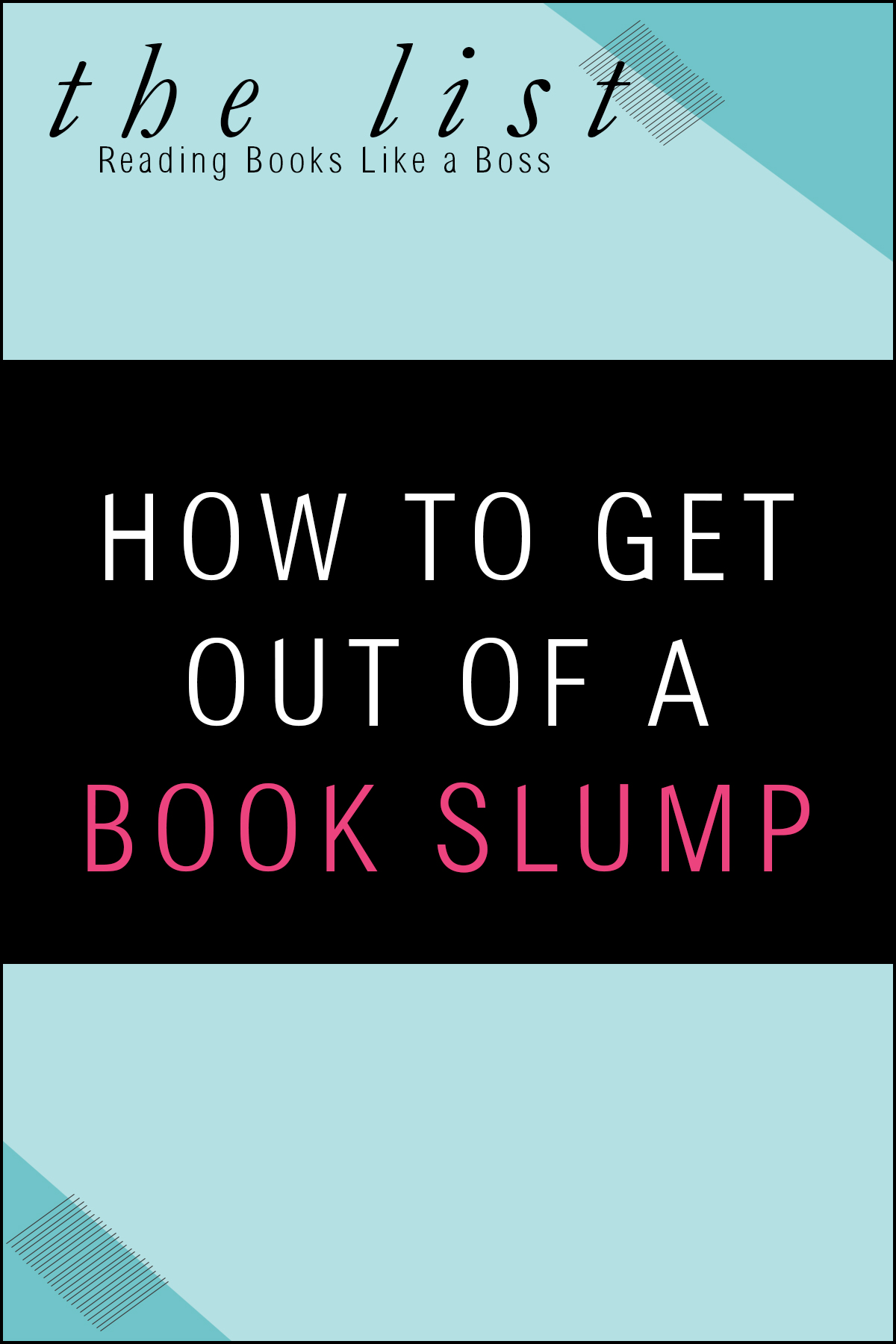 How to Get Out of a Slump How to Get Out of a Slump new pics