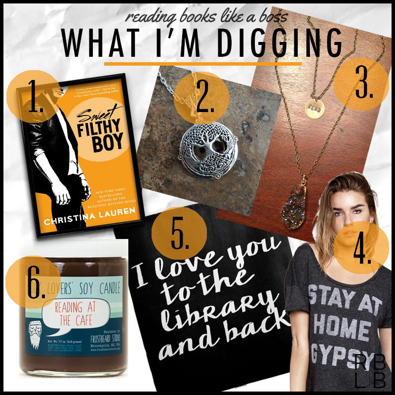 What I'm Digging - Sweet Filthy Boy by Christina Lauren