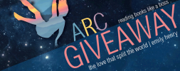ARC Giveaway – The Love That Split the World by Emily Henry