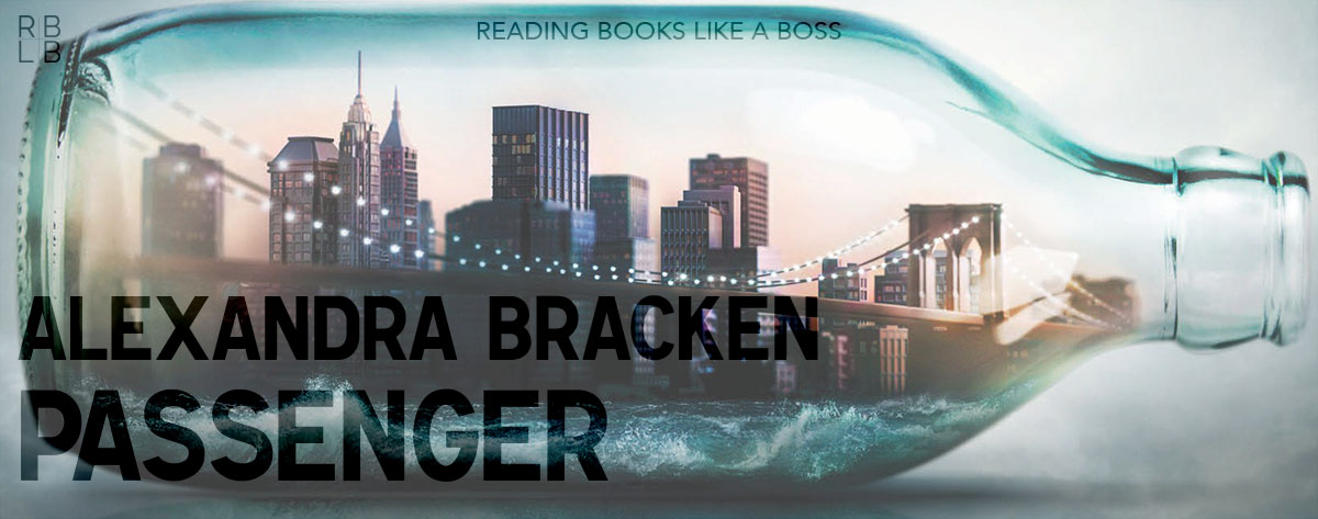 Book Review – Passenger by Alexandra Bracken