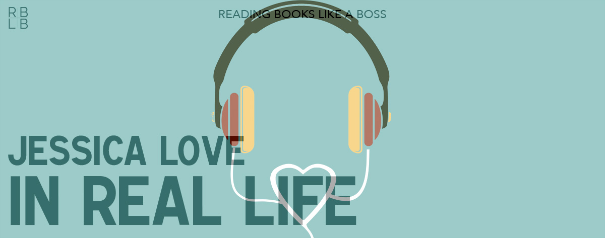 Book Review – In Real Life by Jessica Love
