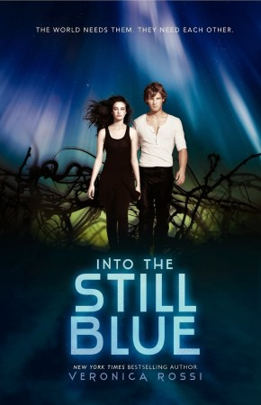 Book Review – Into the Still Blue by Veronica Rossi