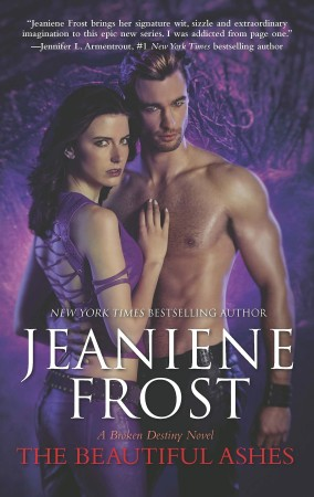 Book Review – The Beautiful Ashes by Jeaniene Frost