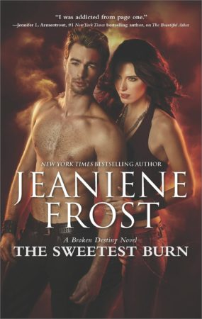 Book Review – The Sweetest Burn by Jeaniene Frost
