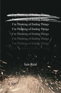 I'm Thinking of Ending Things Reid Cover