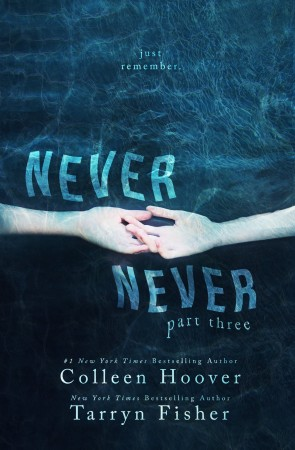 Book Review – Never Never Part Three by Colleen Hoover and Tarryn Fisher